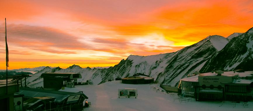 Volvo Ice Camp
