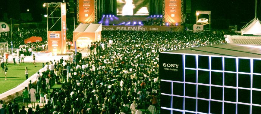 Sony Live Demo Tour